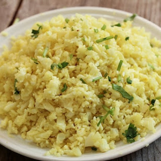 How To Make Cauliflower Egg Fried Rice In Just 20 Minutes