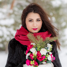 Wedding photographer Kseniya Krasheninnikova (Krasheninnikova). Photo of 20.01.2016