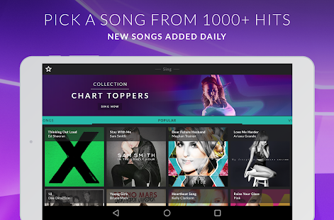 StarMaker: Sing + Video- screenshot thumbnail