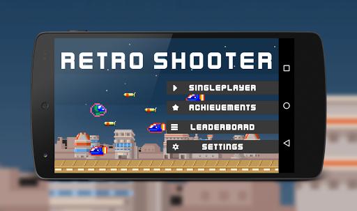 Retro Shooter