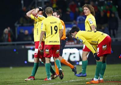 """Oostende stond met tien toen Gent scoorde: """"De refs stonden gewichtig te doen, heel frustrerend"""""""