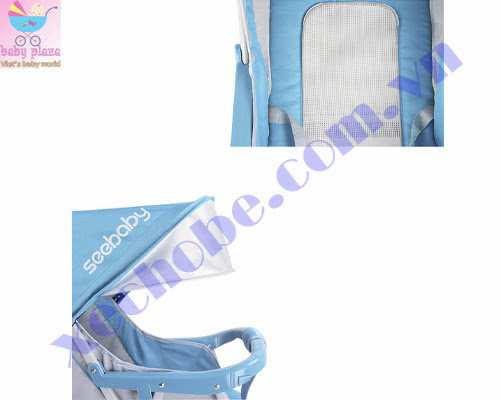 Xe đẩy trẻ em Seebaby QQ2-1