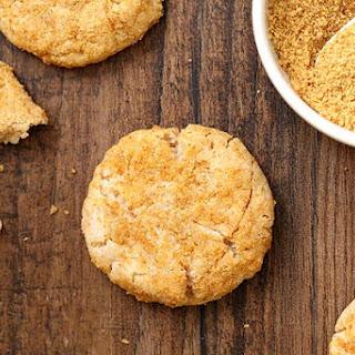 Cheesecake Cookies (Egg Free) Recipe