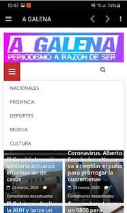 Download A GALENA For PC Windows and Mac apk screenshot 2