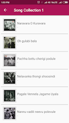 Telugu Old Songs Collection APK screenshot thumbnail 1