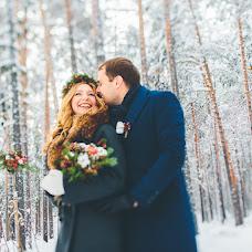 Wedding photographer Yana Macneva (matsnevaya). Photo of 18.01.2016