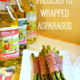 Simply Delicious Prosciutto Wrapped Asparagus