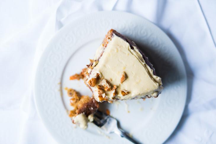 Gluten Free Carrot Cake ? Recipe