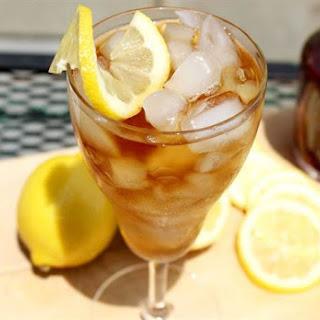 Bourbon-Spiked Sweet Tea.