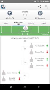 Ergebnisse Live App