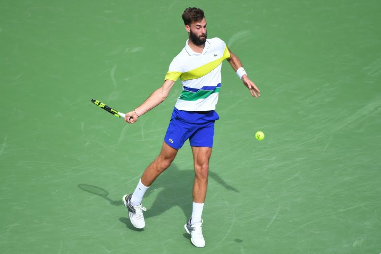 Wimbledon: Battu par Murray, Paire a des regrets