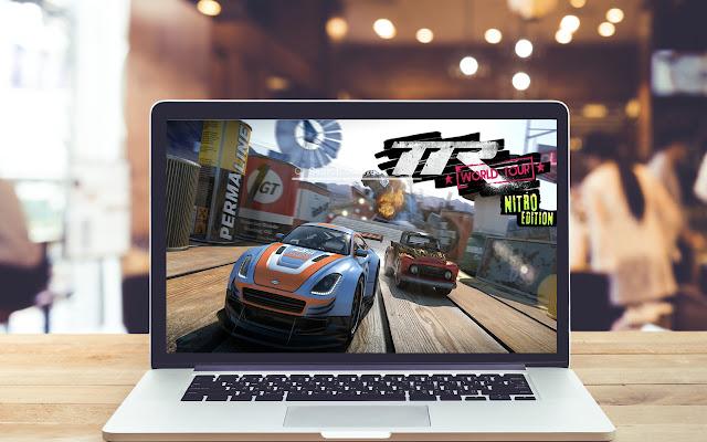 Table Top Racing HD Wallpapers Game Theme