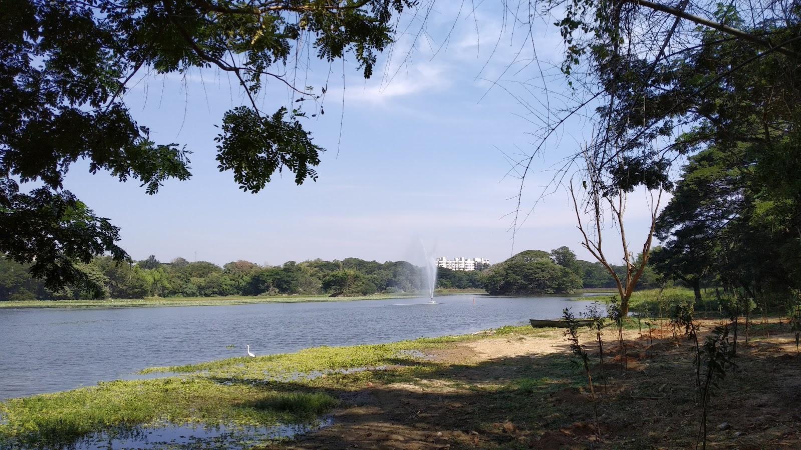 Karanji Lake View