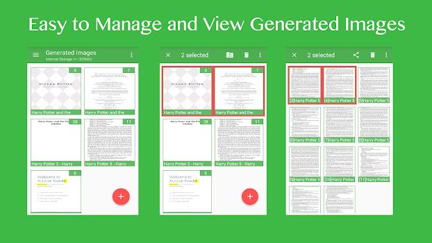 X2IMG - Convert PDF to JPG