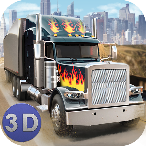 American Truck Driving 3D - Apps on Google Play