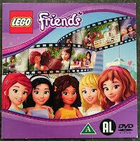 DVD, Lego Friends