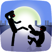 Anger Stickman Fight: Warriors