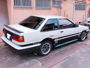 スプリンタートレノ AE86 2door GT-APEX S62年式のカスタム事例画像 iRuRu.さんの2019年01月01日21:42の投稿
