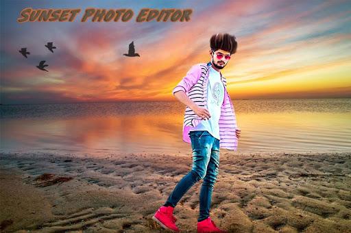 Sunset Photo Editor screenshot 7