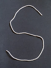 Photo: Lucy Hicks S is for string