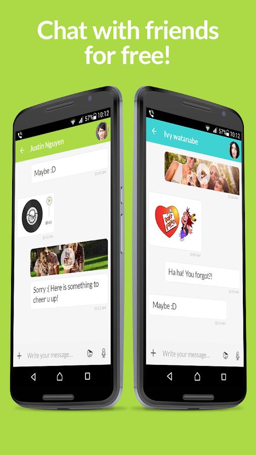 Jongla - Instant Messenger- screenshot