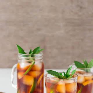 Rooibos Iced Tea Lemon Recipes.