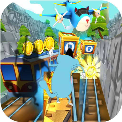 Subway Oggy - Surf Run and Rush