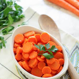 Braised Carrots.
