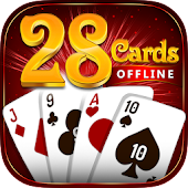 28 Cards Game Offline