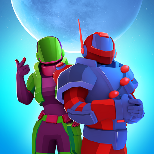 Space Pioneer: Multiplayer PvP Shooter Blast Icon