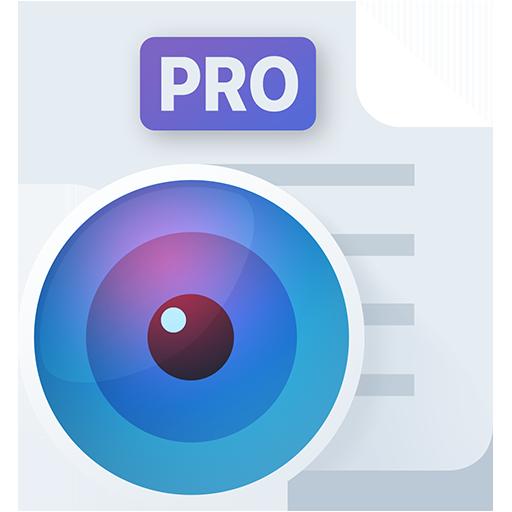 Quick PDF Scanner Pro Icon