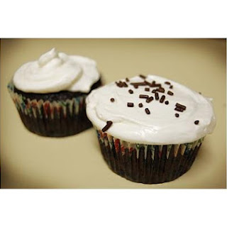 Vegan Stress Relief Kava Cupcakes.