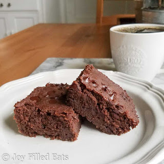 Hannah's Fabulous Brownie Recipe – Low Carb, THM S