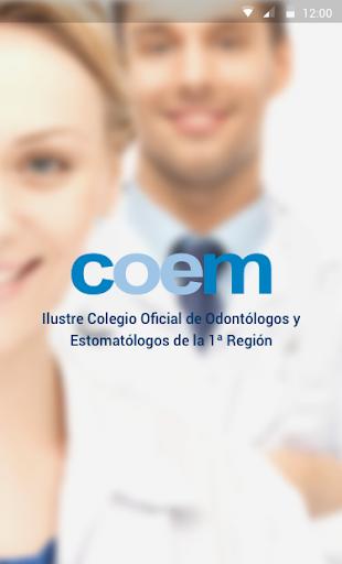 COEM App screenshot 1