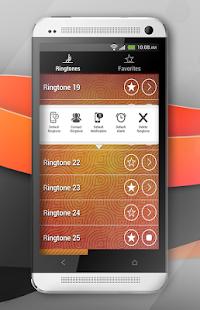 Top Xperia ™ vyzvánění - náhled