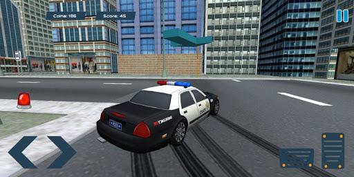 Polis Araba Yarışı Oyunu 17.0 screenshots 1