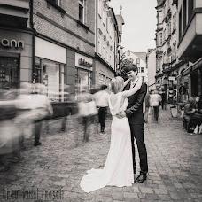 Wedding photographer Christian Plaum (brautkuesstfros). Photo of 14.01.2016