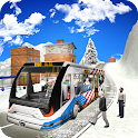 Offroad Snow Bus Legends icon