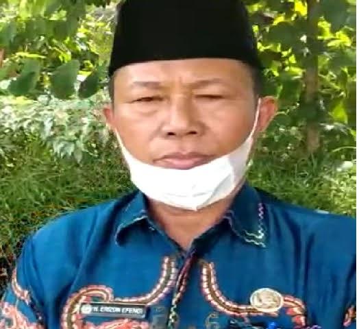 Pelantikan Mutasi Jabatan Kanwil Kemenag Riau