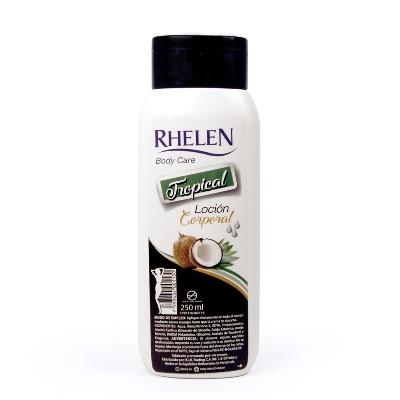 Crema Corporal Rhelen Body Care Tropical 250Ml (Pt-0060)