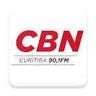 Rádio CBN - 90,1 FM - Curitiba icon
