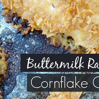 Buttermilk Ranch Cornflake Chicken