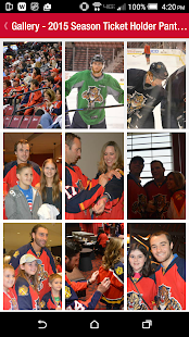 Florida Panthers Official App- screenshot thumbnail