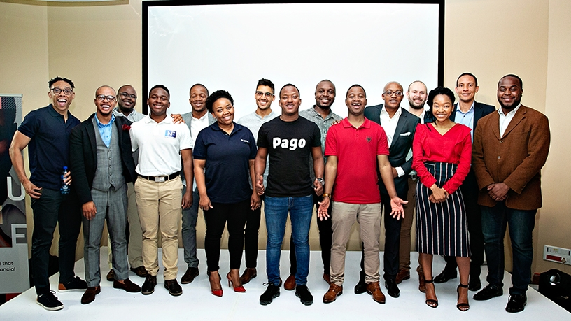 Last year's winners of the AlphaCode Incubate programme.