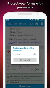 Quick Tatkal – Rail Connect & Website Autofill App Download For Android 4