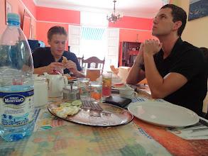Photo: Poslední snídaně na Kubě.