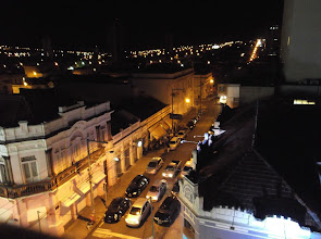Photo: Shed visto do Hotel Jaú / Shed Bar as seen from Jau Hotel