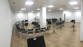 Aspecto de las nuevas instalaciones de la Casa de la Música.