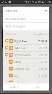 CAB4YOU - taxi application- screenshot thumbnail