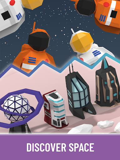 Space Colony: Idle screenshots 15